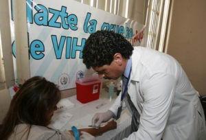 Campaña de las Autoridades para la Detección temprana del SIDA