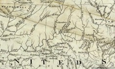 Bluegrass Map 1811