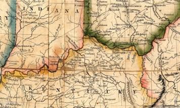 Bluegrass Map