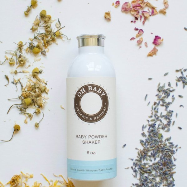 Baby Powder Shaker         Baby's Breath Whispers Scent