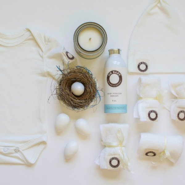 Grande Nesting Bundle  Is Filled to the Brim with our Timeless and Luxurious Baby Goods! Unprinted