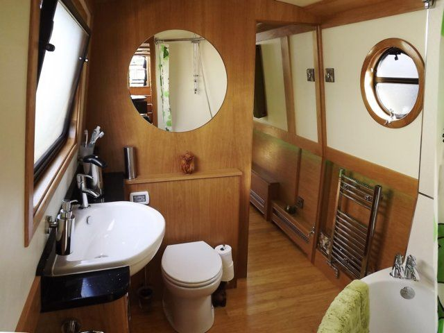 changing hinges on kitchen cabinets settee new nesting ideas for your narrowboat