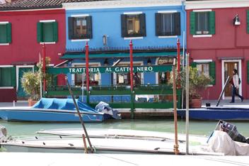 Venetian Restaurants Map