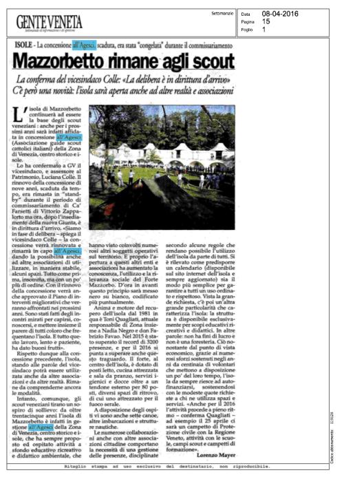 rassegnastampa2016-04-08-GenteVeneta_1