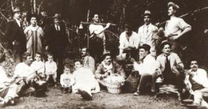 righiesti dal Brasile per la loro fama di gente laboriosa, fondarono città partendo da semplici capanne.