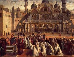 Pinacoteca-Di-Brera-Gentile-Bellini-Oil-Painting-LP01364