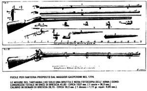 1 - fucile gasperoni