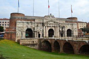porta Nova a Verona, del Sanmichieli