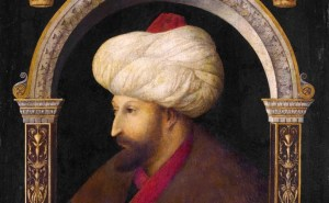 Maometto II ritratto da Gentile Bellini