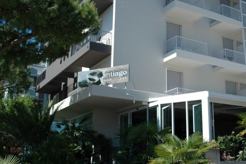 Hotel Santiago  Hotel Tre Stelle Jesolo