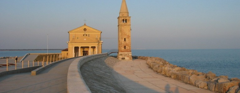 Caorle  borgo medievale sul mare