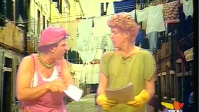 Carlo e Giorgio sciò: Lory, Giancarla e le tasse