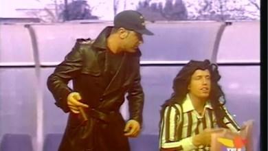 Carlo e Giorgio sciò: l'allenatore