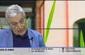 Piero Pellegrini presenta Casa di Anna