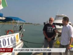 Romano Sauro: 100 porti per 100 anni di storia