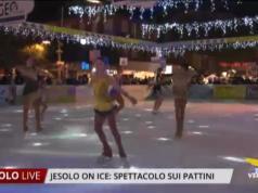 2001 Team Ice Skate Academy allo Jesolo on Ice