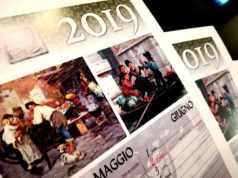 Associazione gondolieri Venezia: presentato il Calendario 2019