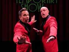 Carlo & Giorgio in tripla replica a Dolo con Temporary Show