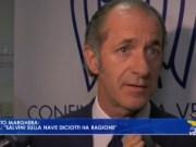 """Diciotti, Luca Zaia: """"Salvini ha ragione"""""""