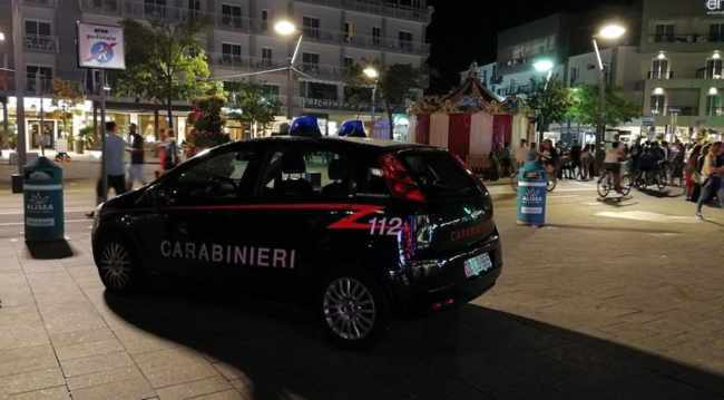 Jesolo, pusher fermato dai carabinieri: sequestrato hashish