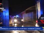 Mestre: in 13 continuavano a spacciare in via Piave dopo i nigeriani