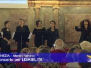 Un concerto per l'associazione Lisabilità