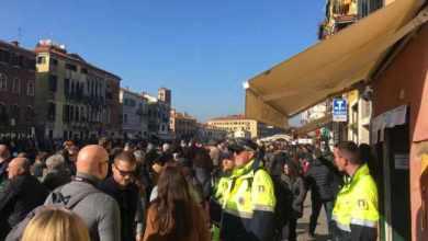 Carnevale di Venezia 2019: l'attività della Protezione Civile