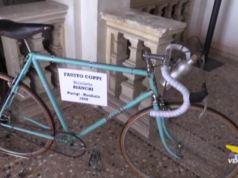 Santa Maria di Sala, rubata la storica bici di Coppi
