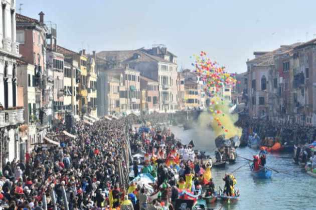 Festa Veneziana sull'Acqua