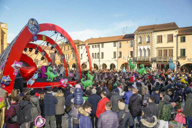 Mestre Carnival Street Show: appuntamenti del 28 febbraio