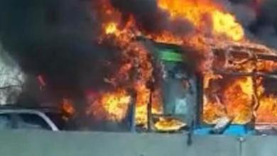 Terrore sul bus, minaccia del profugo: «Non avete ancora visto niente»