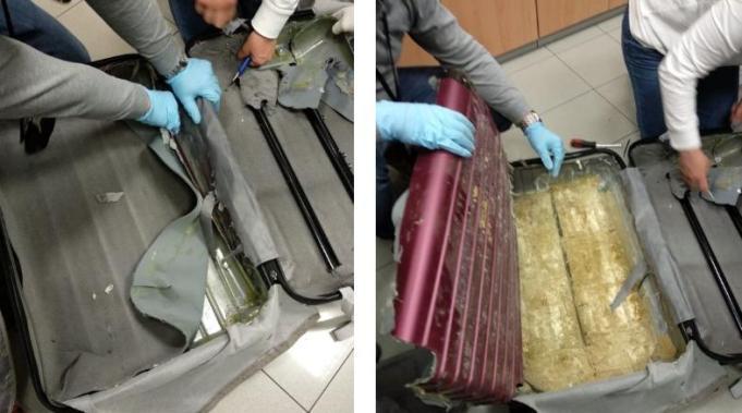 Sequestrati oltre 5Kg di eroina all'Aeroporto di Venezia