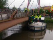 Houseboute contro il ponte di Jesolo: deceduta una donna
