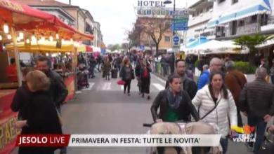 """Photo of Ritorna a Jesolo """"Primavera in Festa 2019"""""""