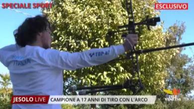 Photo of Tiro con l'arco: le vittorie di Antonio Brunello