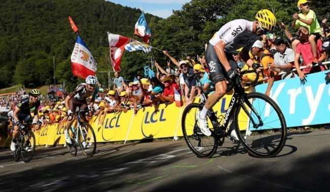 Giro d'Italia 2019: giovedì chiusi alcuni tratti della A27