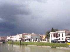Maltempo: black-out a Scorzè. Ancora pioggia per tre giorni