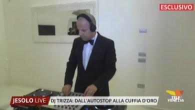 Francesco Trizza: dall'autostop alla cuffia d'oro