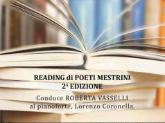 Poeti Mestrepolitani, 2° reading di poesia in via Verdi
