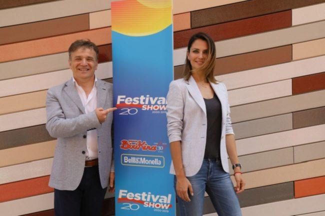 Anna Safroncik e Paolo Baruzzo Festival Show