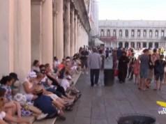 VIDEO: Venezia, vietati bagordi: costerà 400 euro - Televenezia
