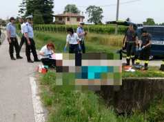 Meolo (VE): incidente mortale per un sedicenne