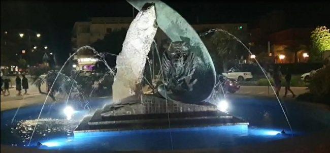 Ristrutturato il monumento ai Lagunari a Sottomarina