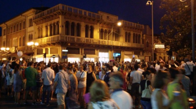 Notte Bianca a San Donà: