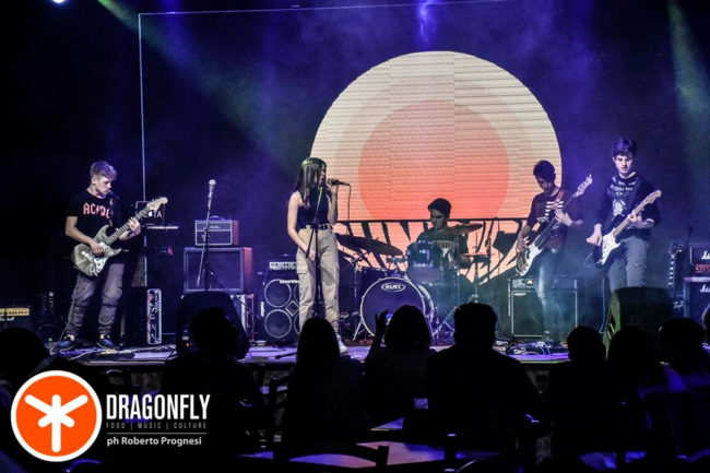 Prima semifinale del Dragonfly Young Music Contest