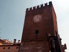 Torre Civica di Mestre: al via i lavori di manutenzione dell'orologio