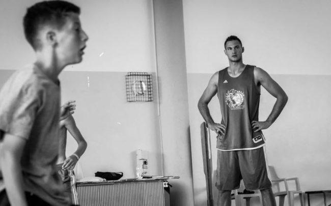 Gallo Camp: Jesolo riaccoglie Danilo Gallinari - Televenezia