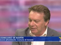 Massimiliano De Martin: raccolta differenziata a Venezia