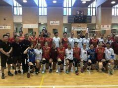 Sfida mondiale per il CUS Venezia Volley femminile