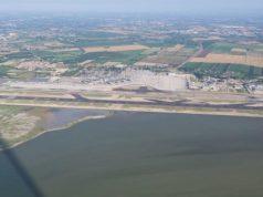 Marco Polo: riapre al traffico la pista di volo principale